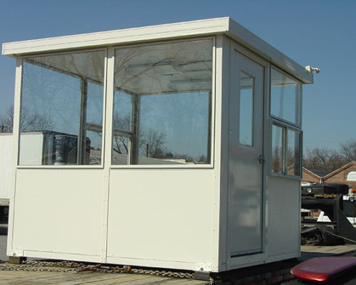 Aluminum Guardhouse Custom