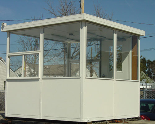 Aluminum Guardhouses