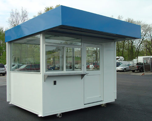 Aluminum Parking Ticket Shelter