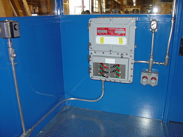 Explosion Proof Electrical