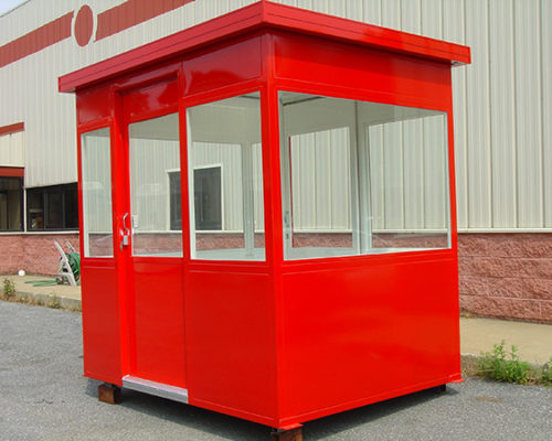 STEEL 5 X 6 GUARDHOUSE 1