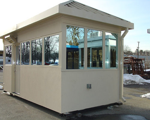 STEEL EFIS FINISHED BULLET RESISTIVE 8 X 16 GUARDHOUSE 3