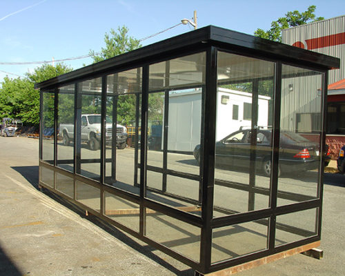 Steel Bus Shelters