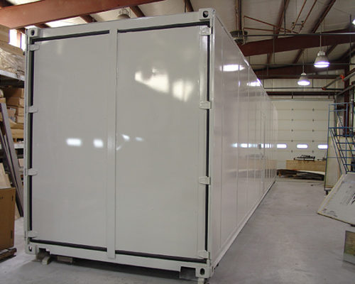 Steel Equipment Enclosures Custom-Built