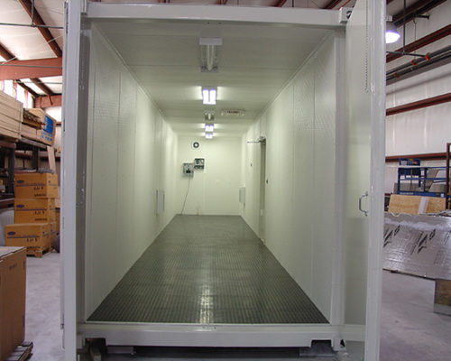 Steel Equipment Enclosures Custom Order