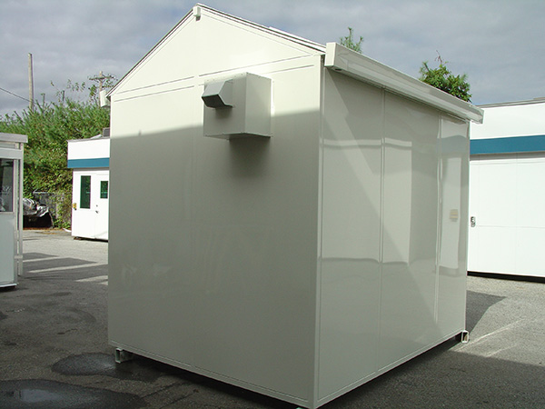 Heavy Equipment Shelters : Equipment enclosures