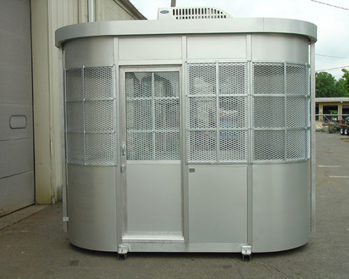 Steel Shelter Manufacturers