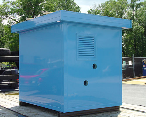 Steel Storage Locker Manufacturer